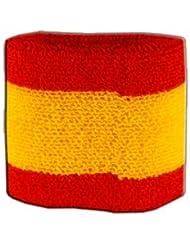 Digni® Poignet éponge avec drapeau Espagne