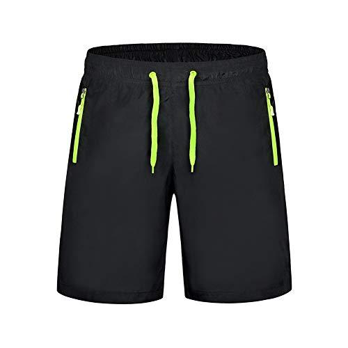 Xinvivion Hombre Pantalones Cortos Deportivos - Secado