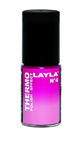 Layla Cosmetics Thermo Polish Effect N.4 - thermo nagellack