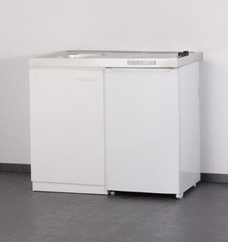 Pantryküche mit kühlschrank  Pantryküche mit Kochplatten und Kühlschrank