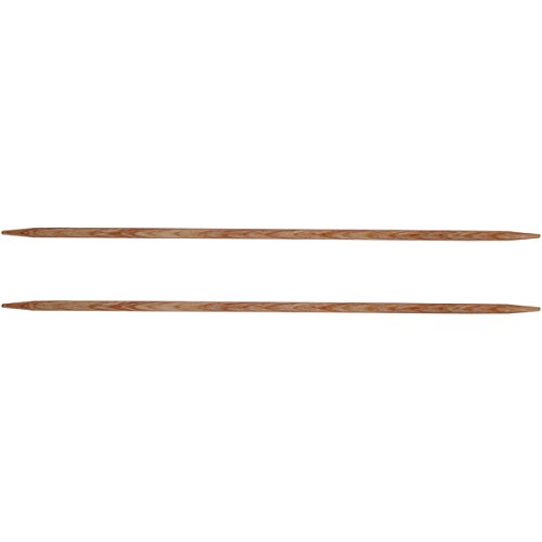 """Knitter's Pride Naturalz Double Pointed Needles 8""""-Size 10.75/7mm (Pack of 1 )"""