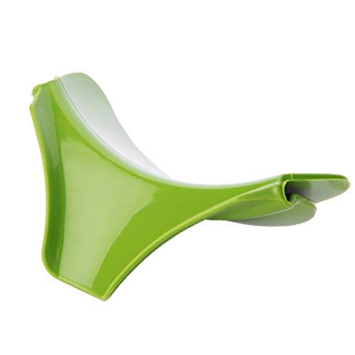 Floridivy Küche Töpfe Pfannen Silikon Runde Rim Deflector Trichter Suppe Wasser Diversion Mund Küchenzubehör
