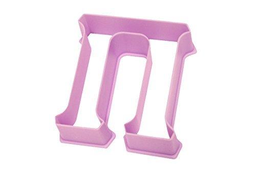 hstabe Form Cookie cutter-pi shape-measures 7,6cm lang x 7cm breit (1Stück pro Paket) ()
