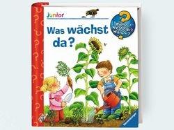 Ravensburger Buch: WWW - Was wächst da? Bunt