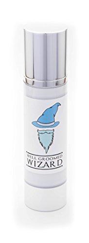 Well Groomed Wizard Baume a Barbe | 100 ml | Beurre De Karité | | Appliquer Avec Une Brosse Ou Un Peigne | Utiliser Avec Huiles Et Cire | Le Cadeau Parfait De Haute Qualité