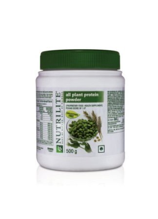 Amway Nutrilite All Plant Protein Powder  available at amazon for Rs.1750