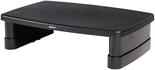AmazonBasics Adjustable Monitor Stand