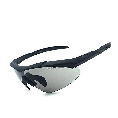 KOMNY Reitbrille Fei Lai Shi FESHSH Outdoor-Armee Fan taktische Anti-UV-Reiten spezielle Schlacht schießen Sand-Beweis-Brille