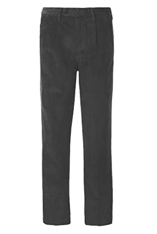 Alexanders of London – Pantalon – À Pinces – Basic – Homme noir noir