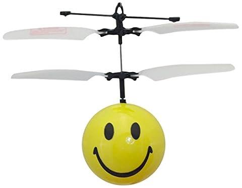 Mini Flyer Smiley (Plastic Box)