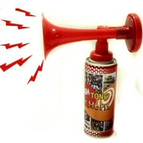 Supporters Loud Air Horn 2 pack by Fastcar - Blast Air Horn