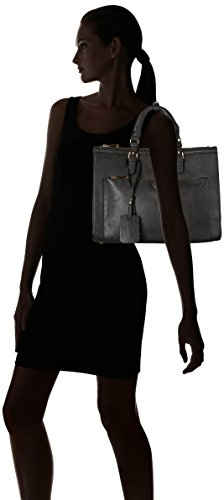 SwankySwans  Swankyswans Womens Marcella Cosmo, Sac femme Gris - Gris