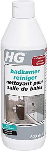 HG Reinigungsmittel für Badezimmer aus Naturstein 500ml