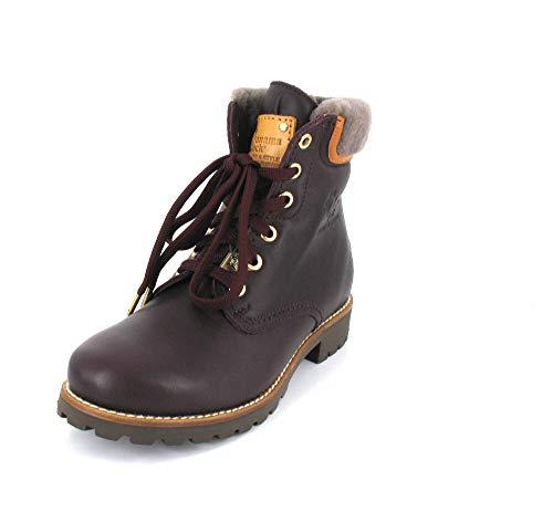 PANAMA JACK Damen Winterstiefel Panama 03 Igloo Travelling,Frauen  Winter-Boots,Fellboots, 2fad6ab2b0