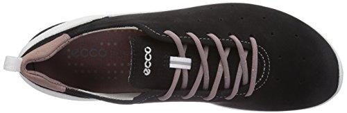 ECCO Biom Lite Ladies, Scarpe da Corsa Donna Nero(Black/Woodrose 59903)