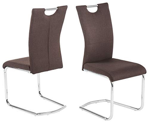 4er Set Stuhl Schwingstuhl