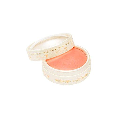 (6 Pack) SKINFOOD Sugar Cookie Blush #2 Bebe Peach