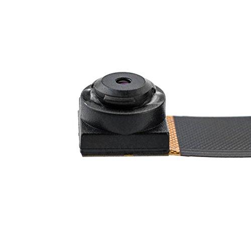 KOBERT-GOODS HD Mini Knopfkamera S01 Videoübertragung Überwachungskamera bis 32 GB Speicher möglich, 2,1 Mio. Pixel, Bewegungserkennung, MicroSD mit starkem 3800 mAh Akku Mini-spion-kamera Wireless Für Autos