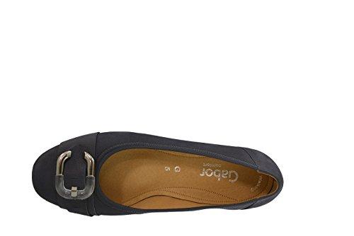 Gabor Shoes Gabor, Ballerines Femme Bleu