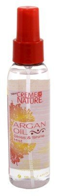 Creme Of Nature Argan Oil Anti-Humid. Gloss&Shine MIST 118ml -