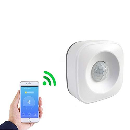 VIMOER Bewegungsmelder, PIR-Sensor, Bewegungsmelder, intelligenter PIR-Bewegungssensor für die Heimsicherheit