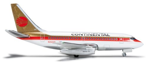 modellino-aereo-continental-airlines-boeing-737-100-scala-1500