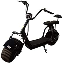 AIREL Scooter Electrico Adulto | Moto Electrica Scooter | Harley Motocicleta Electrica | Harley Electric Scooter