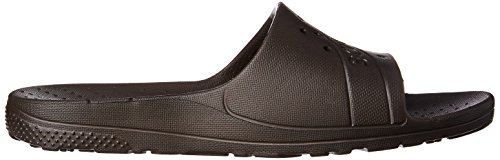 Crocs Chawaii Slide, Sandales - Mixte Adulte Marron (Espresso)