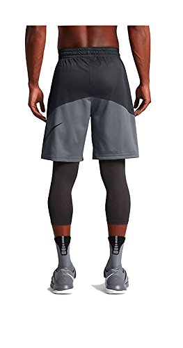 Nike M NK SHORT HBR - Shorts für Herren Anthracite/Cool Grey/Black