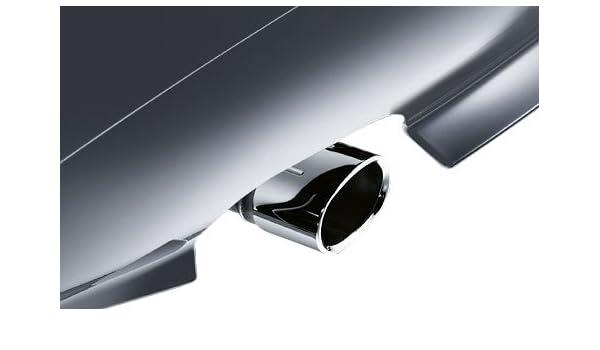 BMW Genuine Exhaust Tail Pipe Tip Trim Chrome 82 12 0 392 141