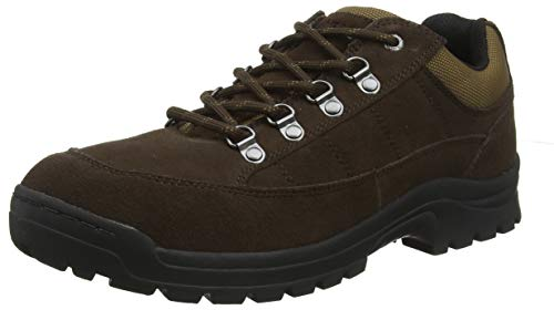 Aigle Herren Alten Sneaker, Braun (Brown 001), 44 EU