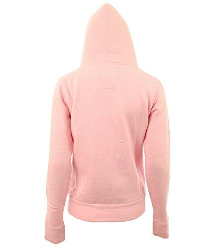 Gracious Girl - Sweat-shirt -  Femme Rose - Rose
