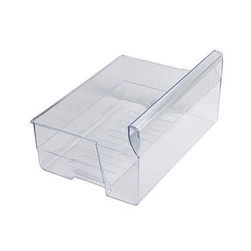 Whirlpool Bauknecht IKEA Ignis Philips 480132103233 ORIGINAL Schublade Gemüseschale Gemüseschubfach Gemüseschublade 450x218x310mm Kühlschrank auch Indesit Ariston Hotpoint Scholtès C00313439 -