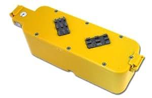 sellbuz Revêtement Tenergy Batterie de remplacement pour iRobot Roomba 400Series