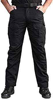 ANTARCTICA Mens Tactical Hiking Pants Durable Lightweight Waterproof Military Army Cargo Fishing Travel XL cod