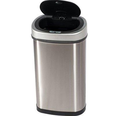 Efalock–Cubo de basura con sensor sin bolsas de basura