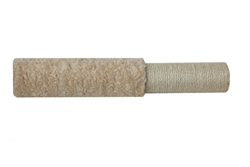 ARMARKAT Deckenspanner mit M10 Gewinde in untereschiedlichen Farben Höhe von 41 bis 65 cm verstellbar … (Hellbeige)