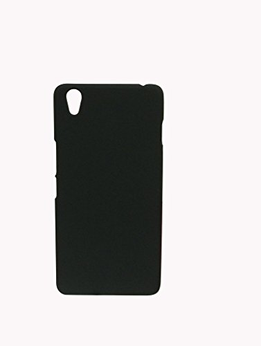 Kolorfame Plain Back Cover for OnePlus X-Black