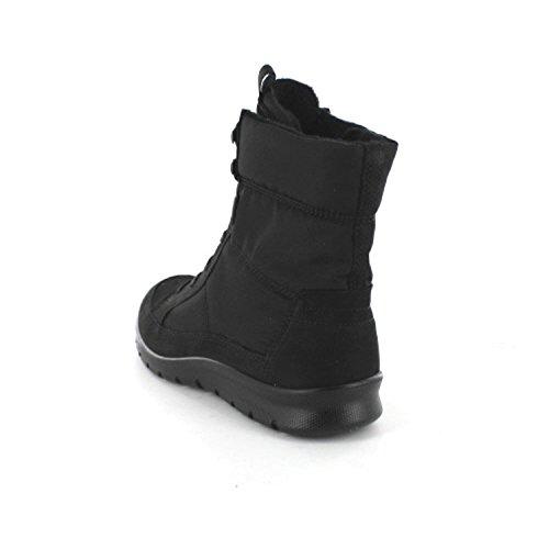 Ecco Damen Babett Boot Stiefel Schwarz (Black)