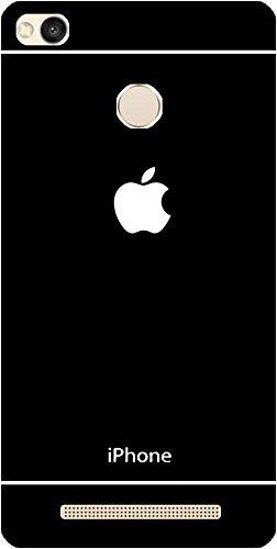 Amagav Back Cover For Xiaomi Redmi 3S Prime