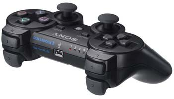8 Mode Sony DualShock 3 PS 3 Rapid Fire Controller STEALTH