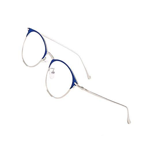 Frauen Männer Klar Dekorative Glas-Schauspiel Plain Gläser Transparent Brillen UnisexEyewear Regard