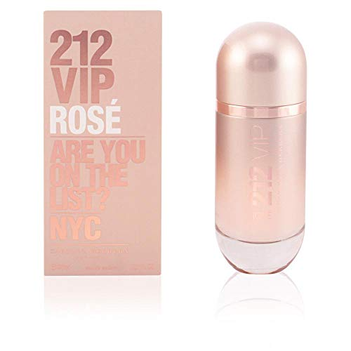 Carolina Herrera Damenparfüm 212 Vip Rose 50 ml
