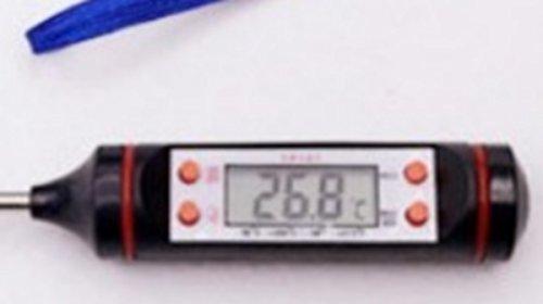 Prochive Termómetro Digital Alimentos Medidor Temperatura