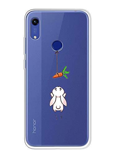 Oihxse Compatible para Funda Xiaomi Redmi Note 8T Carcasa Silicona TPU Suave Transparente Anti-Choque...