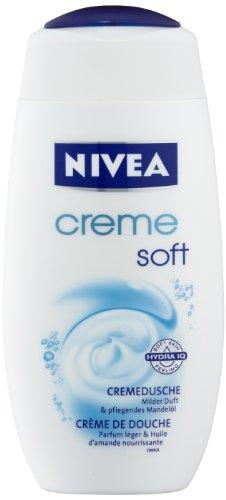 Nivea Cremedusche Creme Soft, 2er Pack (2 x 250 ml)