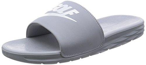 Preisvergleich Produktbild NIKE Benassi Solarsoft 2 Men's Golf Slides (Wolf Grey, 7.0 D(M) US)