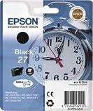 1 x Cartouche d'encre d'origine pour epson workforce wF 7620 dTWF t2701 2701–t bLACK-contenu: 6,2 ml