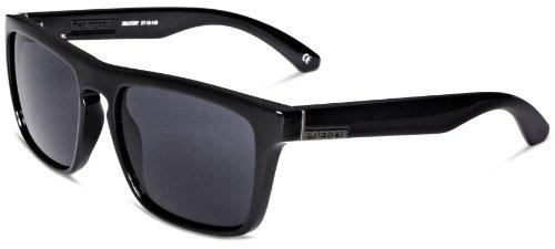 Quiksilver Herren Sonnenbrille The Ferris, black/sh grey, 57x17x140