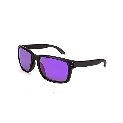 Sportbrillen, Angeln Golfbrille,Holbrooker Fashion Sunglasses Polarisiert Lens Men Women Sports Sun Glasses Trend Eyeglasses Male Driving Eyewear 9102 VR46 Holbrook 7a